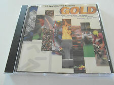 Gold - 18 Epic Sporting Anthems (CD Album 1992)  Used very good