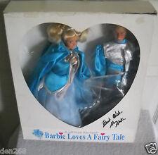 #8837 Barbie Convention 1991 Omaha, Neb, Barbie Loves A Fairytale Barbie & Ken