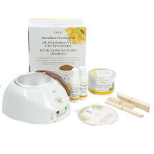 Gigi Brazilian Professional Waxing Hard Wax Hair Removal Kit - Model 0954