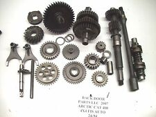 ARCTIC CAT 2007 400 4X4 FIS AUTO ATV TRANSMISSION GEAR SET SHAFT GEARS 24-94