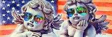 Fline: Cherubs'n shades Keilrahmen-Bild 40x120 Leinwand Engel Putten Pop