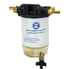 MARINE WATER SEPERATOR FUEL FILTER BOAT Marine Fuel Filter