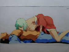 LA BLUE GIRL HENTAI ANIME CEL 43 CM x 23 CM JAPAN ANIMATION ART TAVOLA ORIGINALE