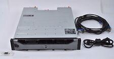 Dell Compellent SC220 Storage Array NO HDD w/ 4 SAS Cable