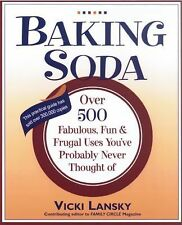 NEW Baking Soda: Over 500 Fabulous, Fun, and Frugal Uses You've Probably Never T