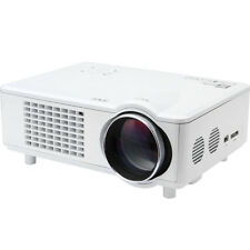 4000 LUMENS HD 1080P HOME CINEMA THEATER MULTIMEDIA LED LCD PROJECTOR HDMI 3D