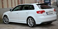 AUDI A3 8P 5 door s-line REAR/ROOF SPOILER (2004-2012)