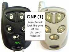 Keyless remote entry NAHTDK4 transmitter replacement controller clicker keyfob