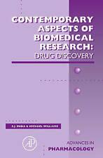 Contemporary Aspects of Biomedical Research, Volume 57: Drug Discovery-ExLibrary
