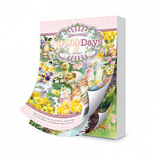 MC SPRINGTIME BUNDLE -HUNKYDORY Paper crafting & CARD making KITS -Launch OFFER