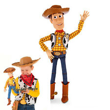 HOT WOODY Talking Doll Toy Story 3 Pull String Figure Sheriff Cow Boy XMAS GIFTS