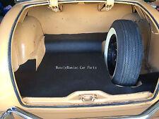 1949 1950 Dodge Coronet,  Wayfarer Trunk Mat Textured Rubber TRUNK MAT 49 50