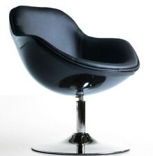 COCKTAIL LOUNGE SESSEL »SPEEDCHAIR« SCHWARZ