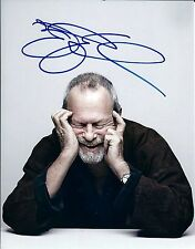 Terry Gilliam signed 8x10 photo - Exact Proof - Monthy Python, the Zero Theorem