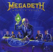 MEGADETH CD - RUST IN PEACE (2004) - NEW UNOPENED - ROCK METAL
