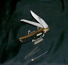 "Schrade 97OT Knife & Field Tools ""First Production Run"" No Packaging,Papers Rare"
