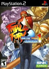 Fatal Fury Battle Archives Volume 1 PS2 New Playstation 2