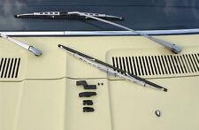 Volkswagen VW Käfer 1303 Typ 1 I Cabrio Scheibenwischer silber NEU !!!
