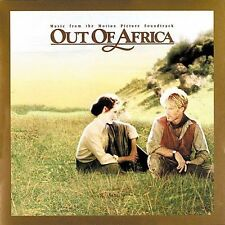 Out Of Africa: Music From The Motion Picture Soundtrack 1995 by John Barry; Barr