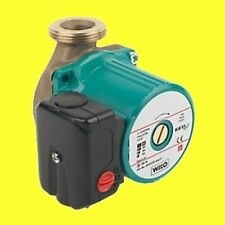 WILO SB30 BRONZE HOT WATER SYSTEM CIRCULATOR PUMP 3 SPEED UNIT 3 WIRE SUPPLY