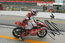 Zulfahmi Khairuddin Hand Signed Air Asia KTM 7x5 Photo Moto3.