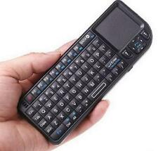 Mini Keyboard Touchpad 2.4G Wireless Bluetooth For Smart TV Samsung LG etc. &*