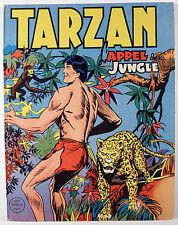 Tarzan L'appel de la jungle Ed. Del Duca 1956 TBE