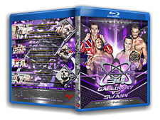 Official Evolve Wrestling - Volume 34 Event Blu-Ray