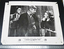 PHOTO CINEMA FOX 1937 AMOUR EN PREMIERE PAGE LOVE IS NEWS TYRONE POWER L. YOUNG