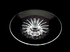 Steuben Crystal Art Glass Sunflower Bowl Designed By Eric Hilton