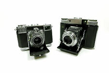 Zeiss Ikon Contessa 533/24 and Zeiss Super Ikonta 531/16 Folding Camera Combo