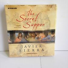 The Secret Supper By Javier Sierra Book On CD NEW Unopened Audiobook Gift Idea