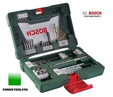 new-Bosch Drill/Screwdriver Bit Accessory Set 48 Piece 2607017314 3165140751544