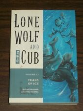Lone Wolf and Cub Vol 23 Tears of Ice by Kazuo Koike (Paperback)  9781569715956