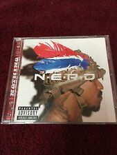 Nothing [PA] by N.E.R.D. (CD, Nov-2010, Interscope (USA))