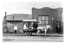pt0592 - A Kelch , Ice Cream Seller , Bamford , Lancashire - photo 6x4