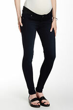 $189 NEW Paige Denim Verdugo Maternity Skinny TRANSCEND Fabric in Plus Size 33