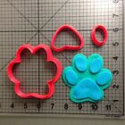 Dog Paw Cookie Cutter Set