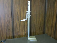"18"" / 450mm PRECISION VERNIER HEIGHT GAGE W. MAGNIFIER---new"