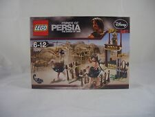 lego 7570 Prince of Persia Sands of Time Ostrich Race New/Sealed