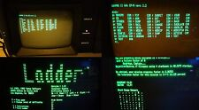 Kaypro II (2) System/bootdisk 5 DISKS (basic) games, The Word+, ProfitPlan CP/M
