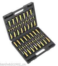 SALE WHILE LASTS! 31pce PRECISION SCREWDRIVER SET TORX STAR PHILLIPS HEX SLOTTED