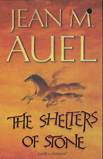 The Shelters of Stone: Earth's Children 5, Jean M Auel