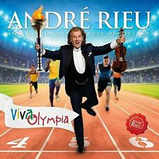 ANDRE RIEU VIVA OLYMPIA CD - NEW RELEASE AUGUST 2016