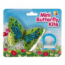 MINI BUTTERFLY Childrens Kids Flying Kite Outdoor Park Line Kite Beach Fun Toy