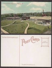 Old Pennsylvania Postcard - Pittsburg - Lawrence Park Playground