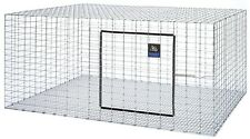 "ONE PET LODGE 36""X30"" WIRE RABBIT CAGE FOR MEAT OR PET BUNNY INDOOR OUTDOOR FARM"