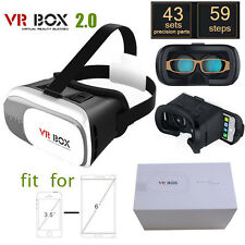 Latest VR BOX 2.0 Virtual Reality Headset for Smartphone | Gear VR & Oculus RIFT