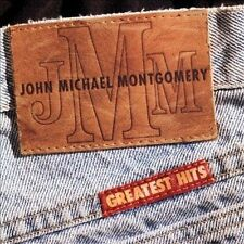 John Michael Montgomery / Greatest Hits (LIKE NW CD) Cowboy Love, Rope the Moon