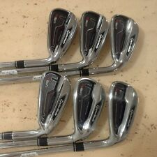 Sale/TaylorMade RSi1 Iron Set, Steel, R-flex.4-9 , 50ºwedge.-7 clubs. Or S-flex